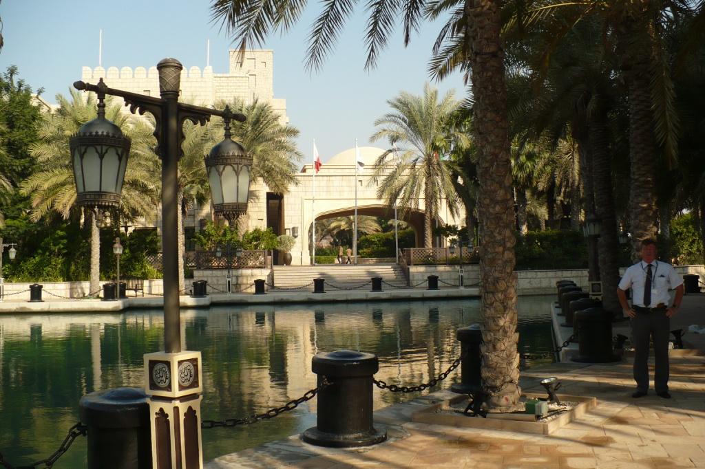 Дубай. Арабская Венеция.