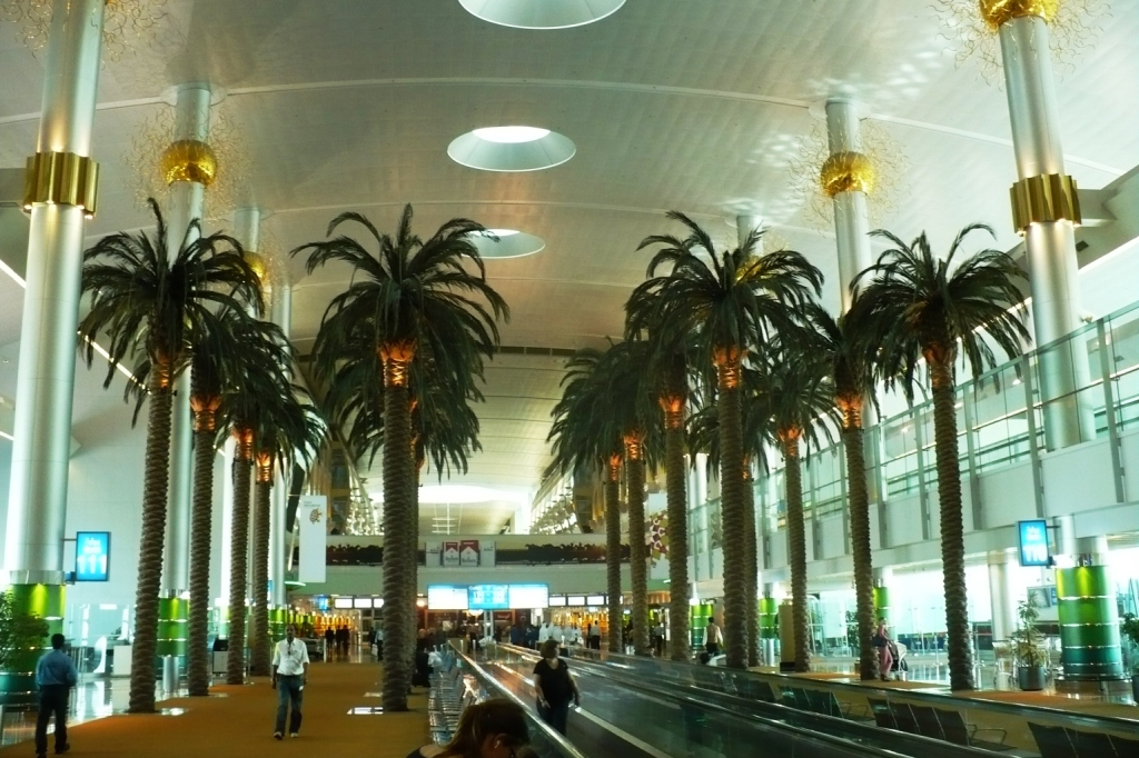 аэропорт.
