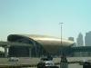 Дубай. Станция метро.