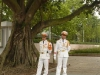 Ханой. Вьетнамские военные.