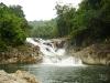 Природный парк. Водопад.